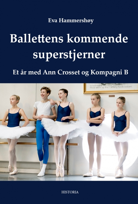 Image of   Ballettens kommende superstjerner (Bog)