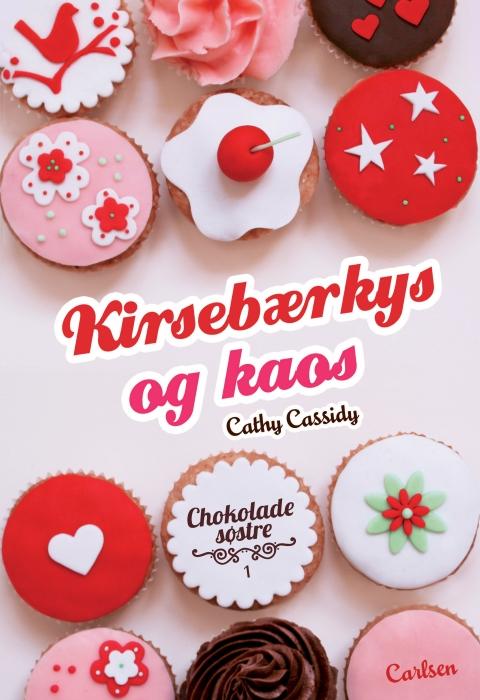 Chokoladesøstre 1: Kirsebærkys og kaos (E-bog)
