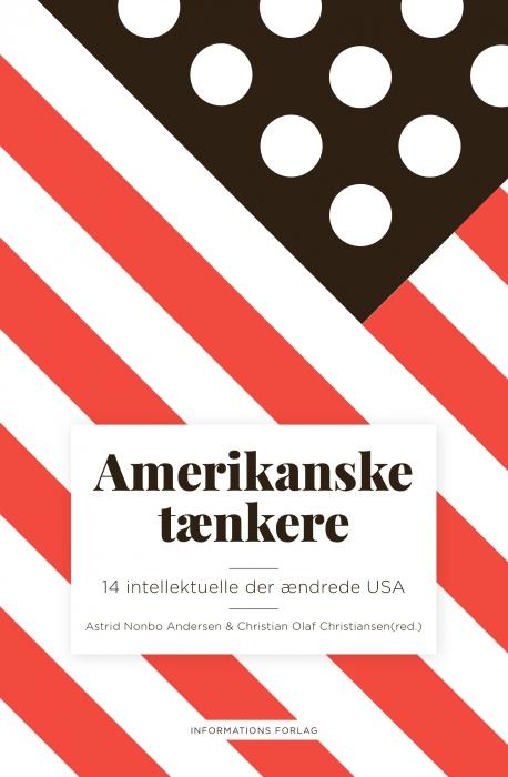 Image of   Amerikanske tænkere (Bog)
