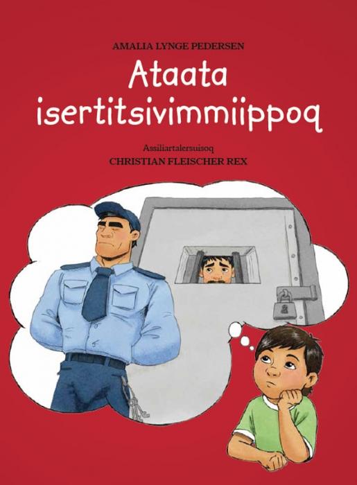 Image of Ataata isertitsivimmiippoq (E-bog)