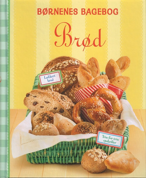 Image of   Brød (Bog)