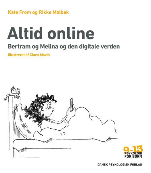 Image of   Altid online (Bog)