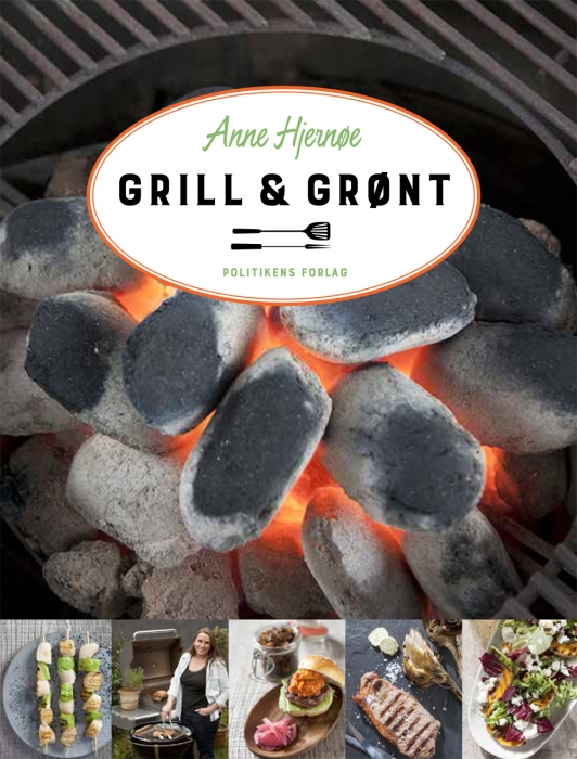 Grill & grønt (Bog)