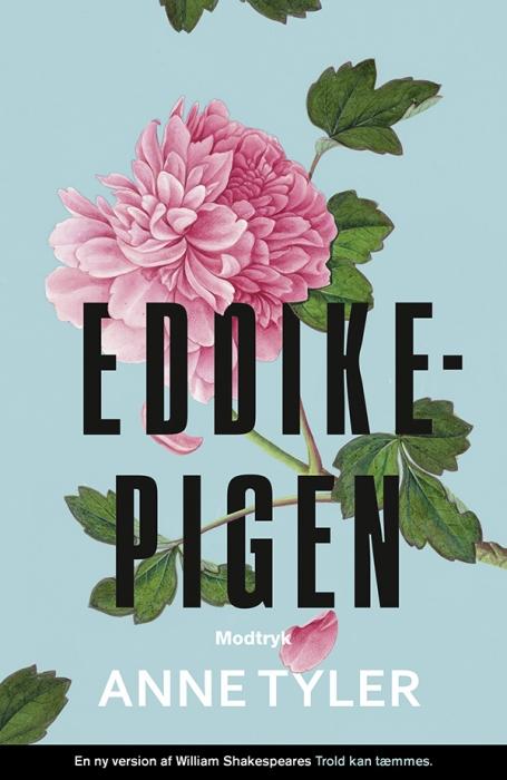 Image of Eddikepigen (Bog)