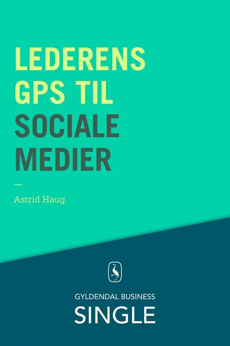 Image of Lederens GPS til sociale medier (E-bog)