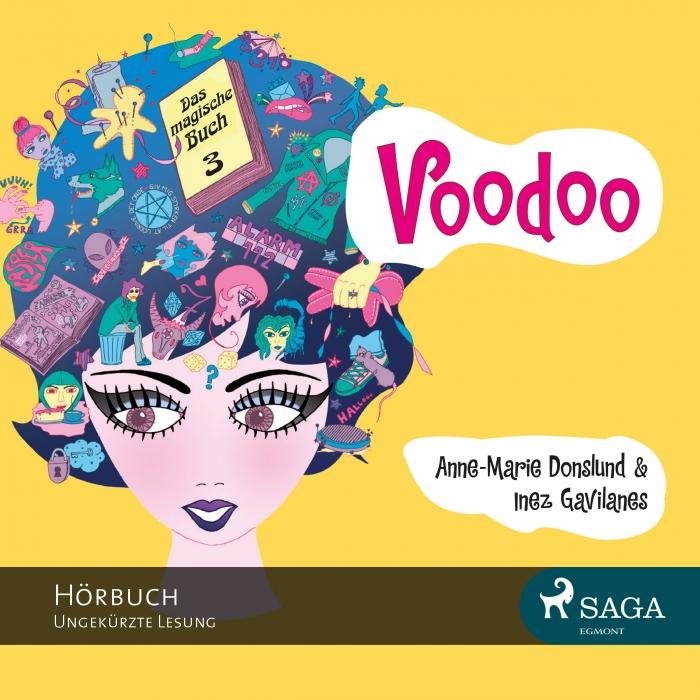 Image of Das magische Buch 3 - Voodoo (Lydbog)