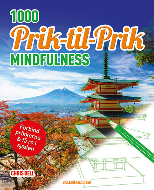 Image of   1000 Prik til prik - Mindfulness (Bog)