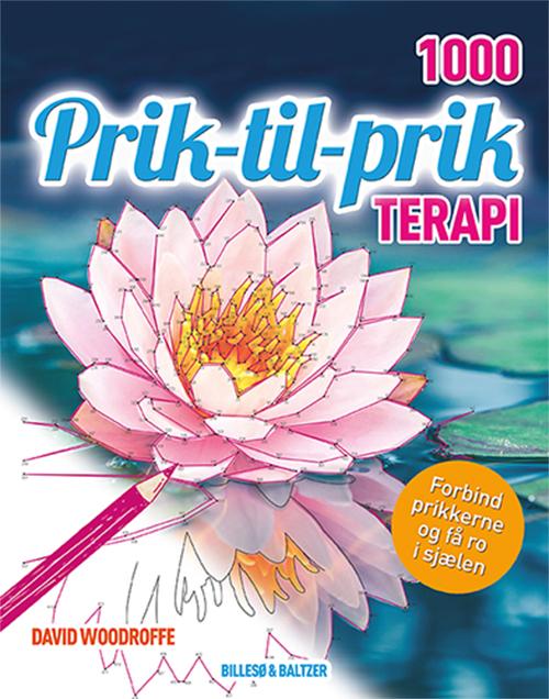Image of   1000 Prik til prik - Terapi (Bog)