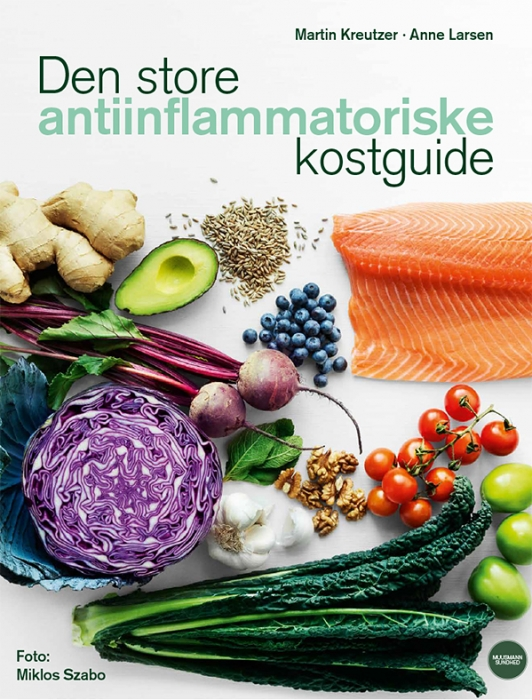Den store antiinflammatoriske kostguide (E-bog)