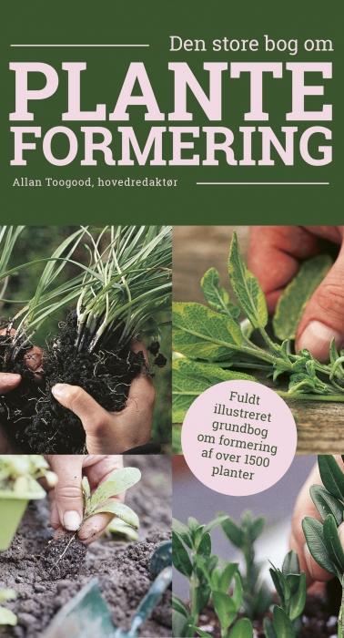 Image of Den store bog om planteformering (Bog)