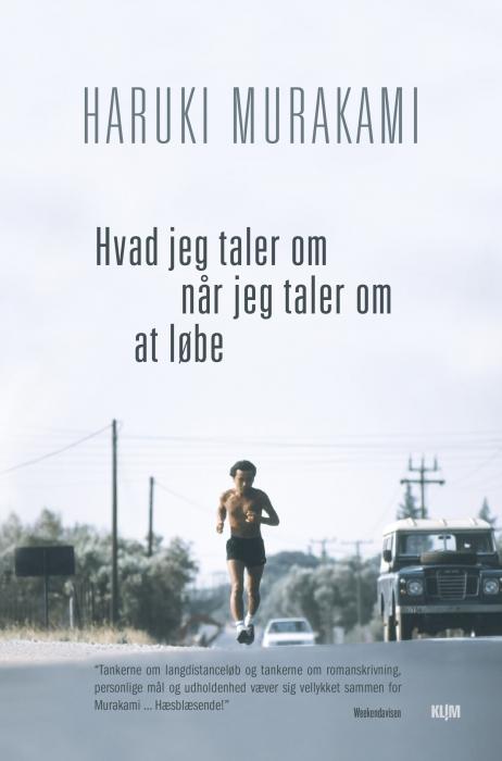 Image of   Hvad jeg taler om når jeg taler om at løbe (PB) (Bog)