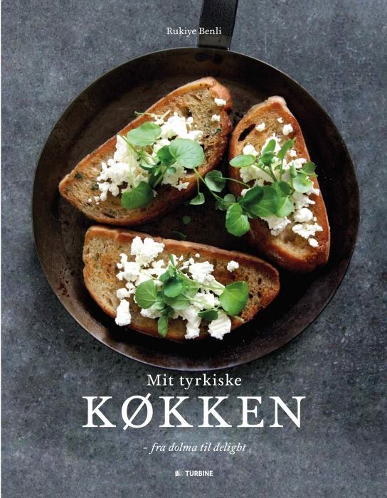 Mit tyrkiske køkken (Bog)