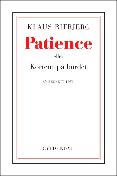 Image of   Patience eller kortene på bordet (E-bog)