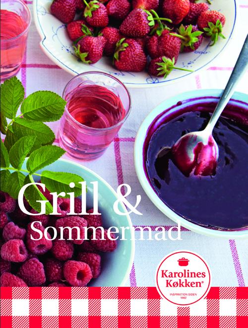 Grill & Sommermad (Bog)