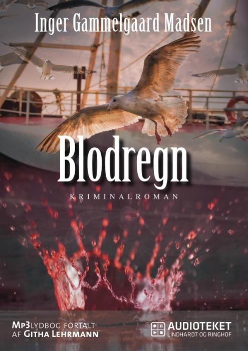 Image of   Blodregn (Lydbog)
