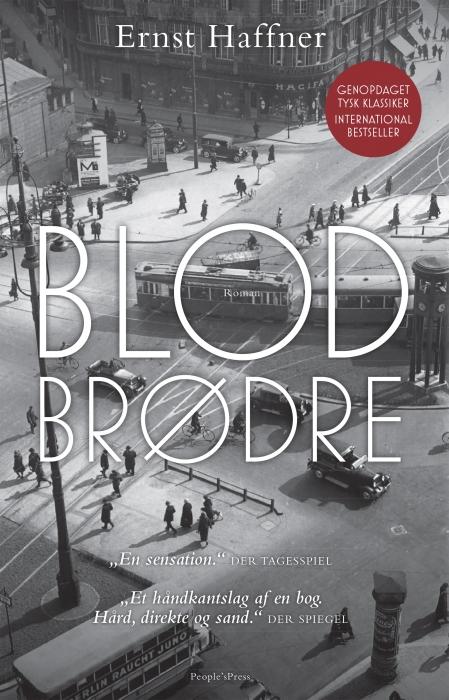 Blodbrødre (E-bog)