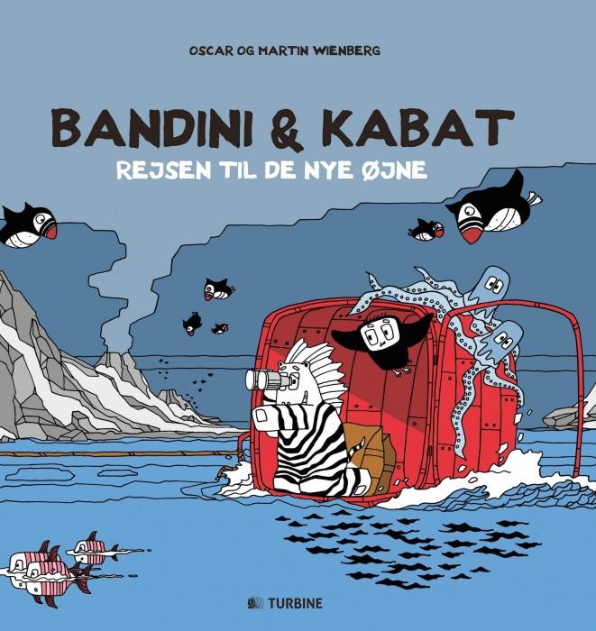 Image of   Bandini & Kabat (Bog)