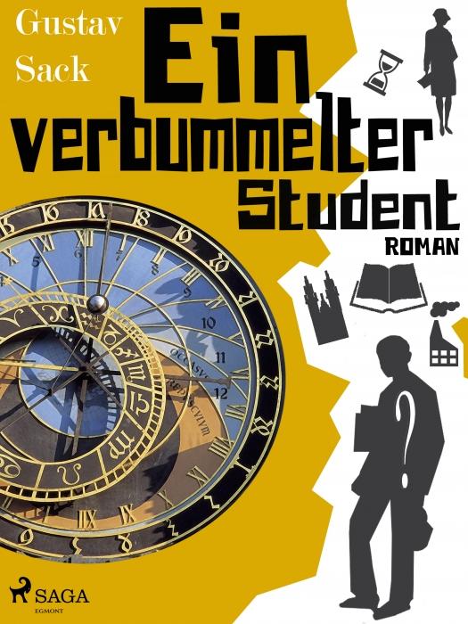 Ein verbummelter Student (E-bog)