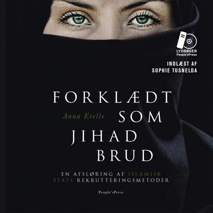 Image of Forklædt som jihad brud (Lydbog)
