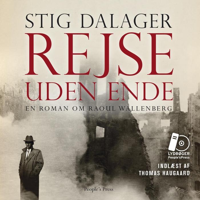 Image of   Rejse uden ende (Lydbog)