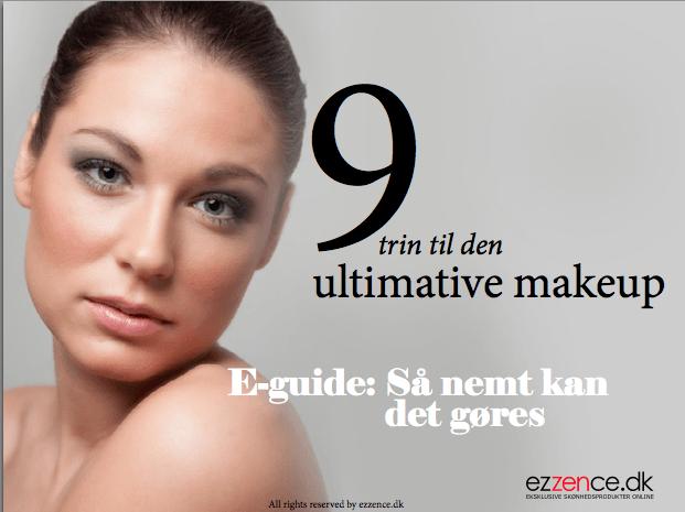 9 Trin den den ultimative Makeup (E-bog)