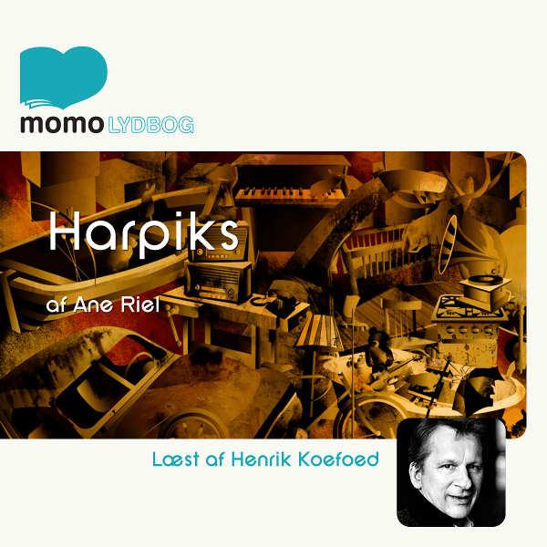 Image of Harpiks (Lydbog)