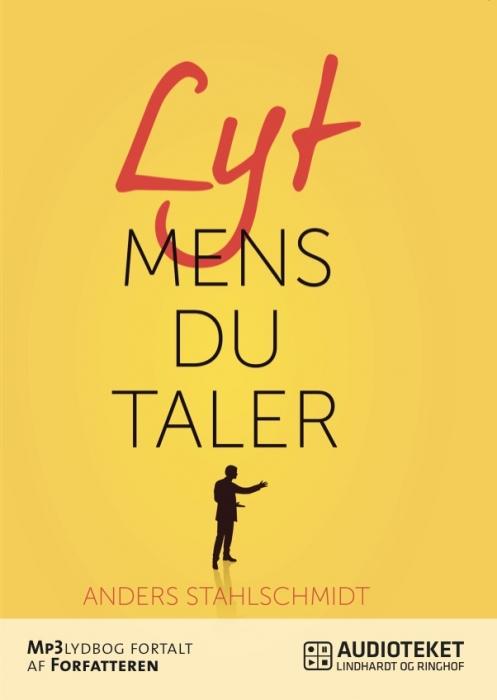 Image of Lyt mens du taler (Lydbog)