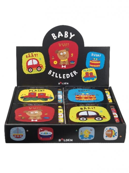 Baby-billeder 1-4 (Bog)