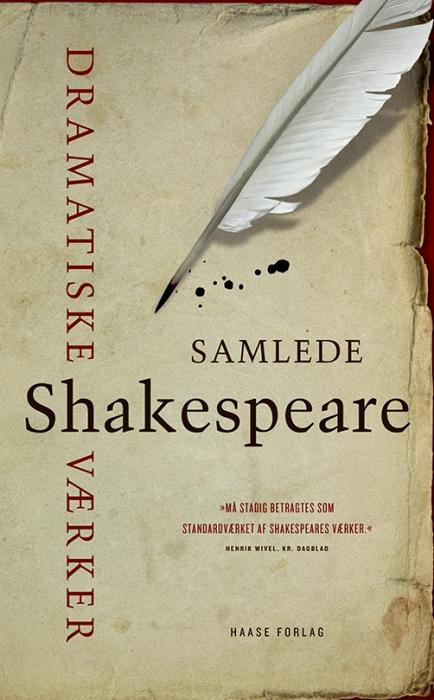 Image of   Samlede Shakespeare, pb (Bog)