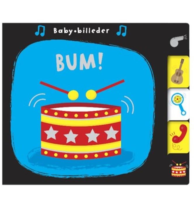 Baby-billeder: BUM! (Bog)