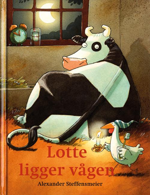 Image of Lotte ligger vågen (E-bog)