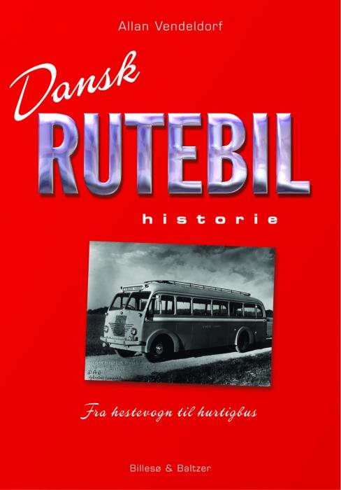 Image of Dansk rutebilhistorie (E-bog)