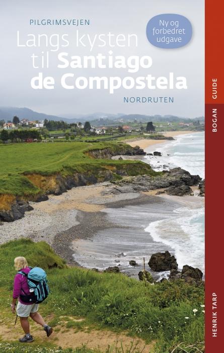 Langs kysten til Santiago de Compostela (Bog)