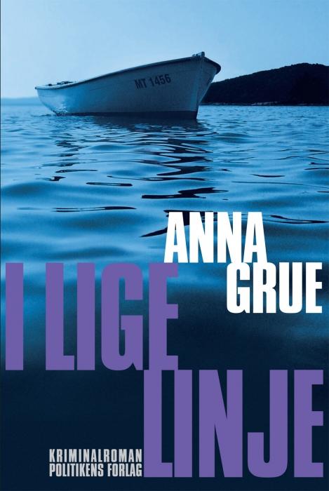 Image of I lige linje (Bog)