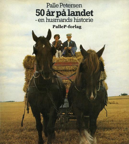 Image of   50 ÅR PÅ LANDET - en husmands historie (E-bog)