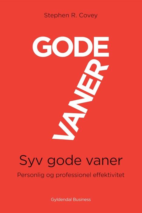 Image of   7 gode vaner (grundbog) (E-bog)