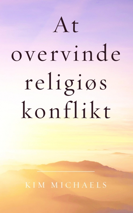 Image of   At overvinde religiøs konflikt (Bog)