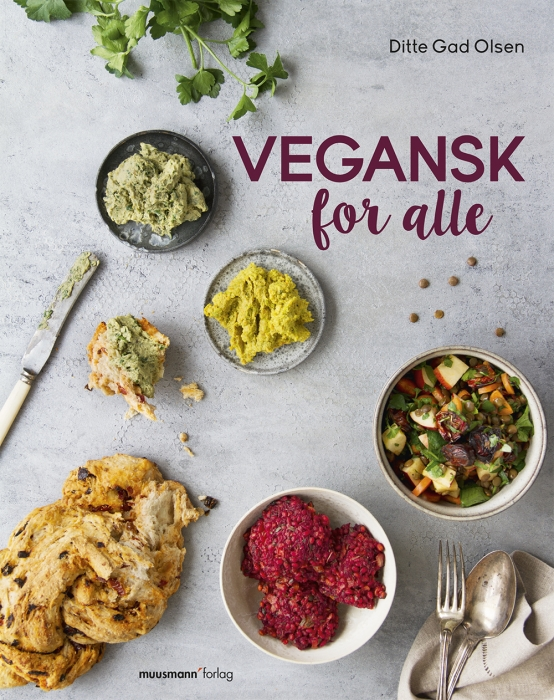 Vegansk for alle (Bog)