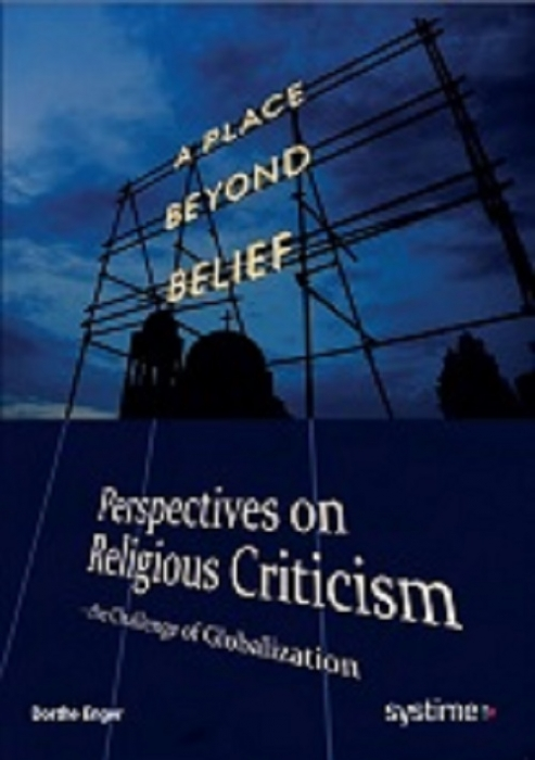 Image of   Perspectives on Religious Criticism (Bog)