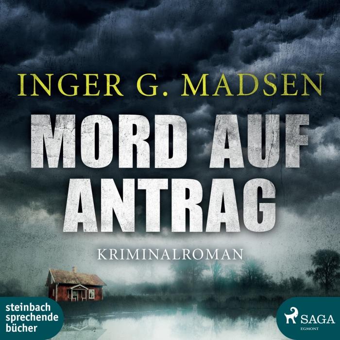 Image of   Mord auf Antrag (Lydbog)