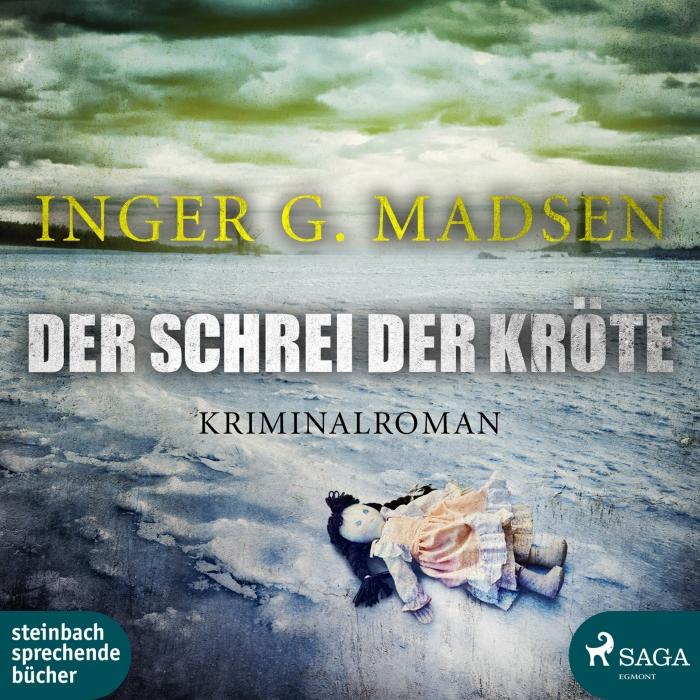 Image of   Der Schrei der Kröte (Lydbog)