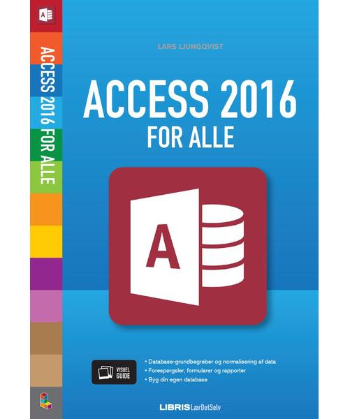 Image of   Access 2016 (Bog)
