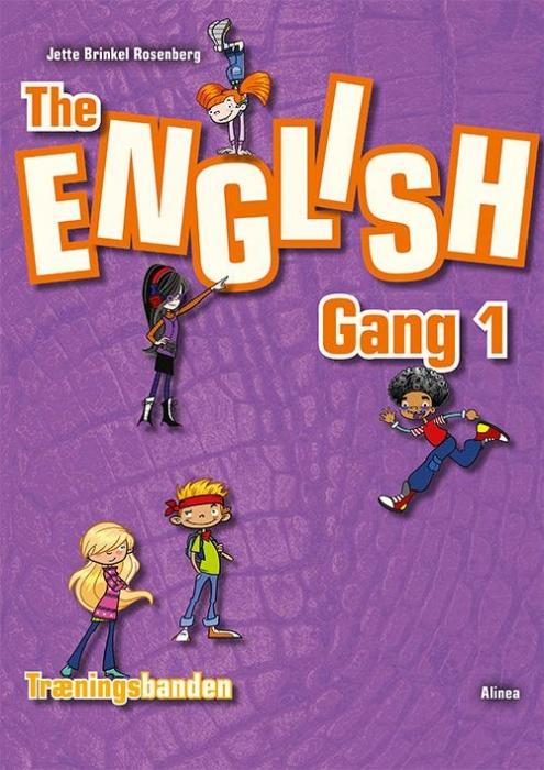 The English  Gang 1 (Bog)