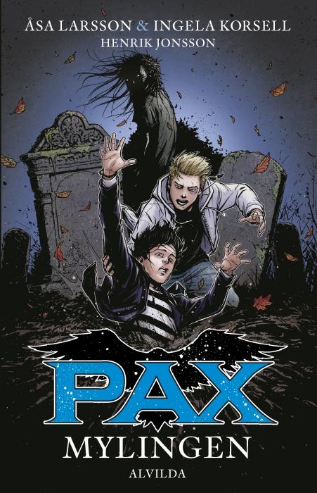 Image of PAX 3: Mylingen (E-bog)