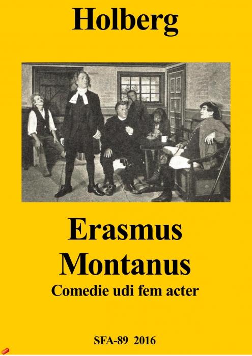 Erasmus Montanus (E-bog)