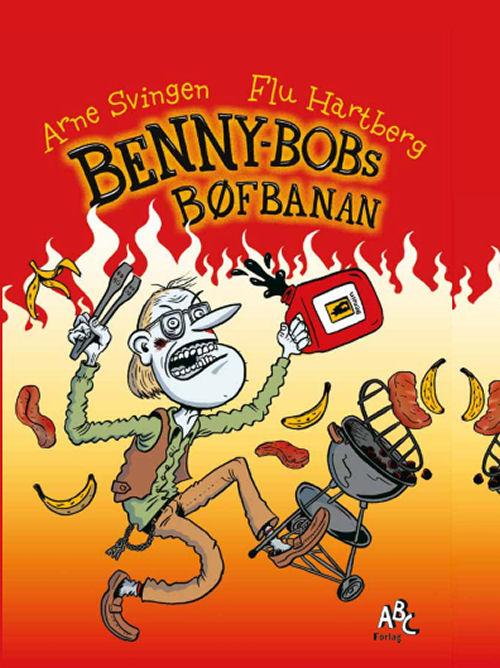 Image of Benny Bobs bøfbanan (Bog)