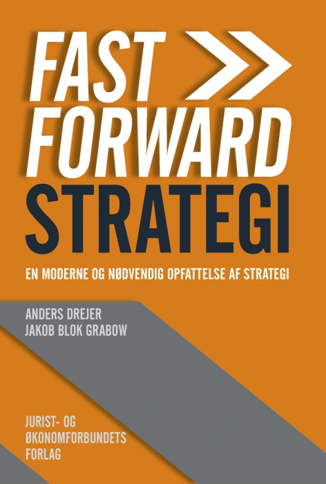 Image of Fast Forward Strategi (Bog)