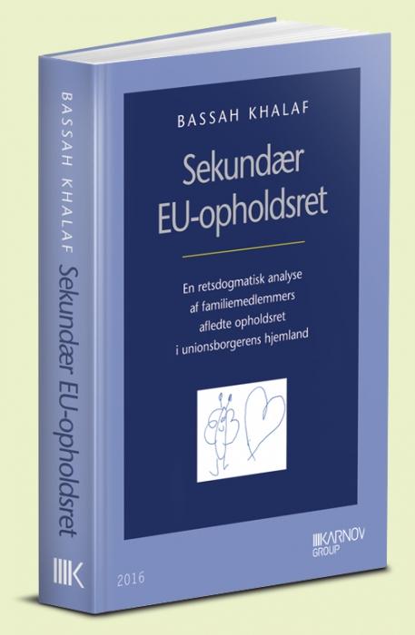 Image of Sekundær EU-opholdsret (Bog)