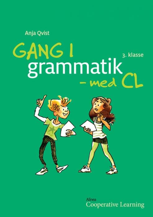 Image of Gang i grammatik - med CL, 3. klasse, elevhæfte (Bog)