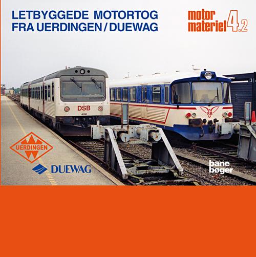 Letbyggede motortog fra Uerdingen/Duewag (Bog)